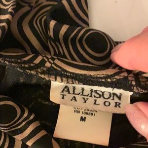 Allison Taylor Skirts - Brown and black skirt